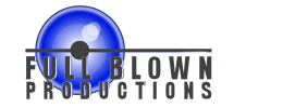 Full Blown Video Productions Logo